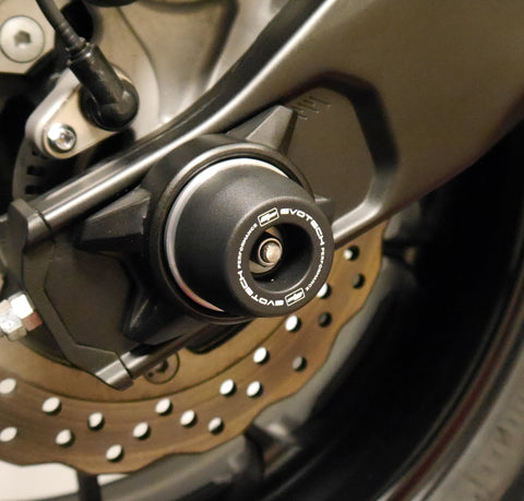EP Rear Spindle Bobbins - Yamaha MT-07 (2018+)
