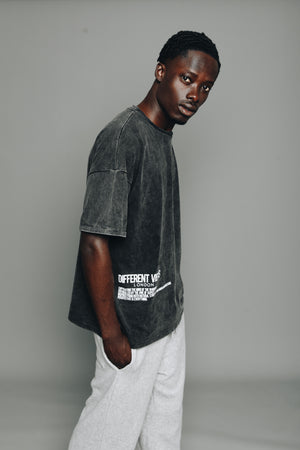 Heavyweight washed T-Shirt