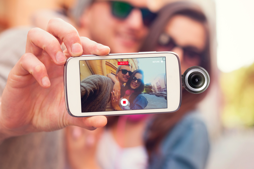 Meet Lyfies - The Future of Selfies