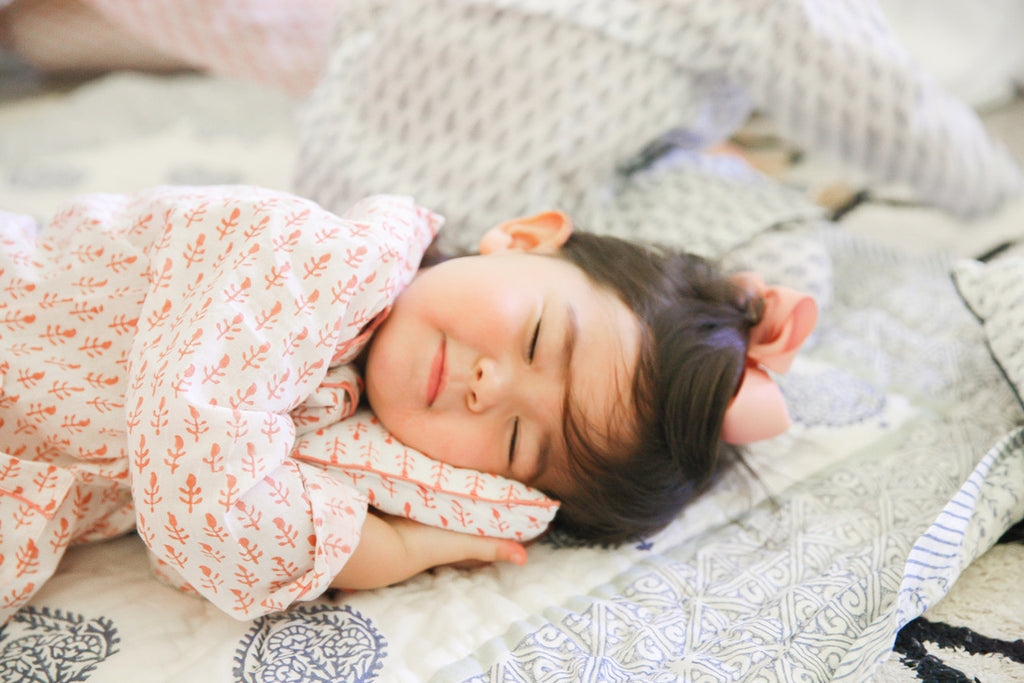 Malabar Baby's New Loungewear and Pajama Sets for Kids + Moms