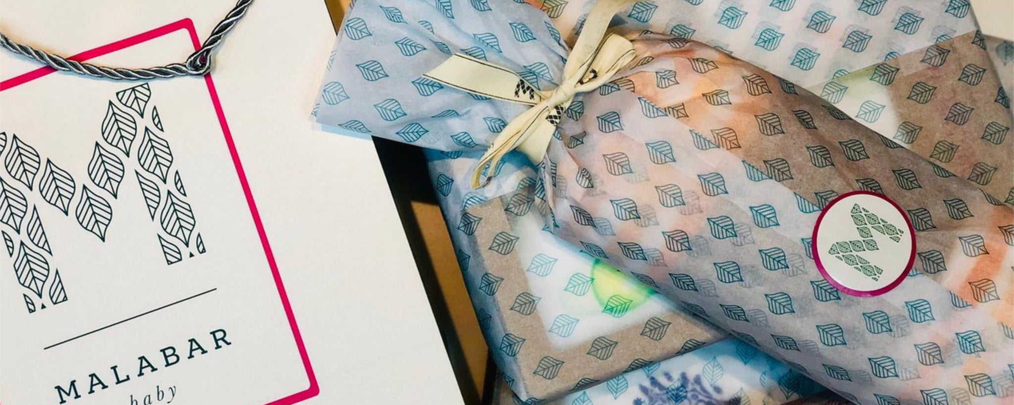 Newborn Gift Sets For Baby Showers 100 Day Celebrations And 1st Birthday Milestones All Come Ready In Muslin Pouches Signature Wrapping