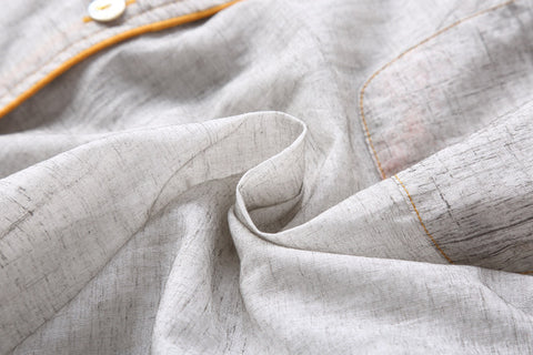 Soft, breathable, 100% natural cotton is used to make Malabar Baby's loungewear