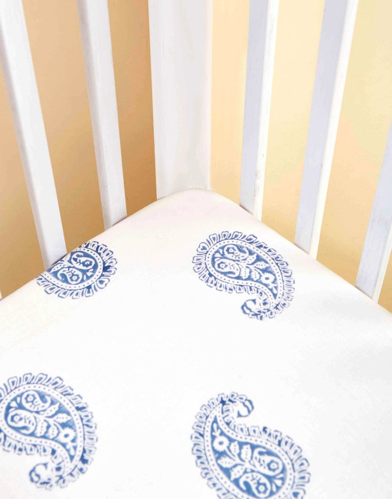 Fort Fitted Crib Sheet