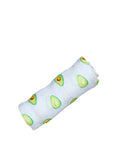 Malabar Baby | Breathable Organic Muslin Swaddle | Avocado Baby Wrap
