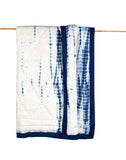 KYOTO BLUE COTTON QUILT