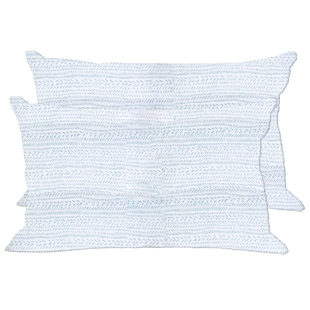 Provence Blue Standard Size Pillowcases (Set of 2)