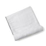 white bamboo swaddles, white cotton swaddles,  white baby swaddles, really soft baby swaddles, super soft baby swaddles, super soft gender neutral baby swaddles