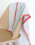 receiving blankets for babies, baby blankets to bring to the hospital, what to wrap your newborn baby in, baby registry must haves, cotton swaddle blanket, Indian dohars, handmade baby blankets, block printed blanket, neutral nursery decor, unique baby gifts, what to expect when you're expecting, washable baby blankets, soft baby blankets