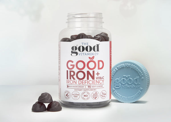 The Real Benefits of Taking An Iron Supplement Every Day!