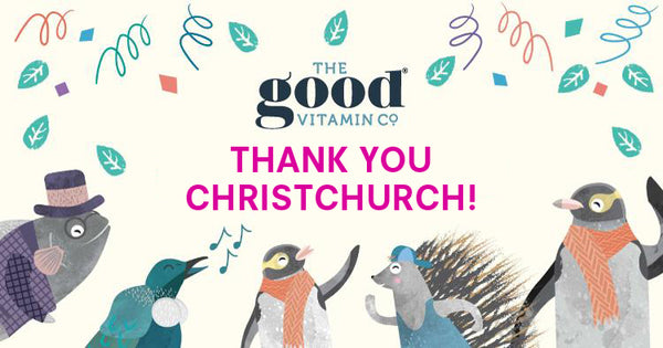 New Stockists in Christchurch!