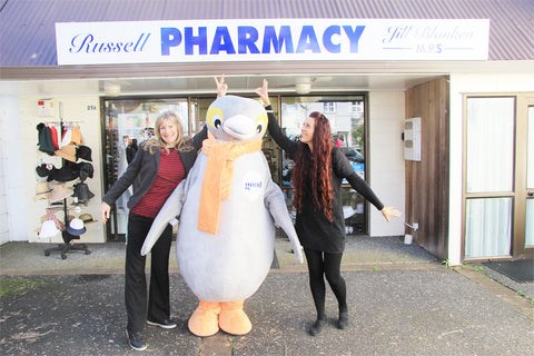 News-Photo-Russell-Birdman-Festival-Russell-Pharmacy