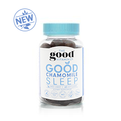 Good Chamomile Sleep Product Info