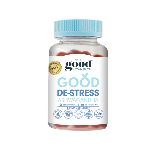 Good Destress Ashwagandha Supplements