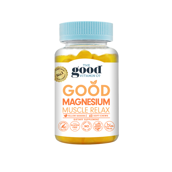 Good Magnesium Muscle Relax Supplements