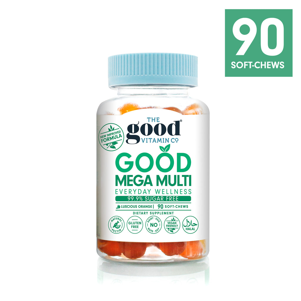 Good Multi Vitamin Supplements
