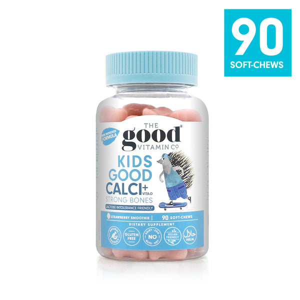 Kids Good Calci + Vitamin D Supplements