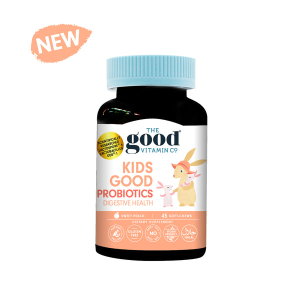 Kids Good Probiotic Supplements