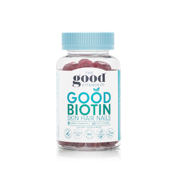 Good Biotin - Hair, Skin, Nails