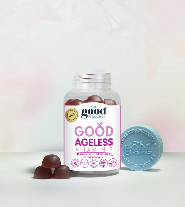 Good Ageless Vitamin E Supplements
