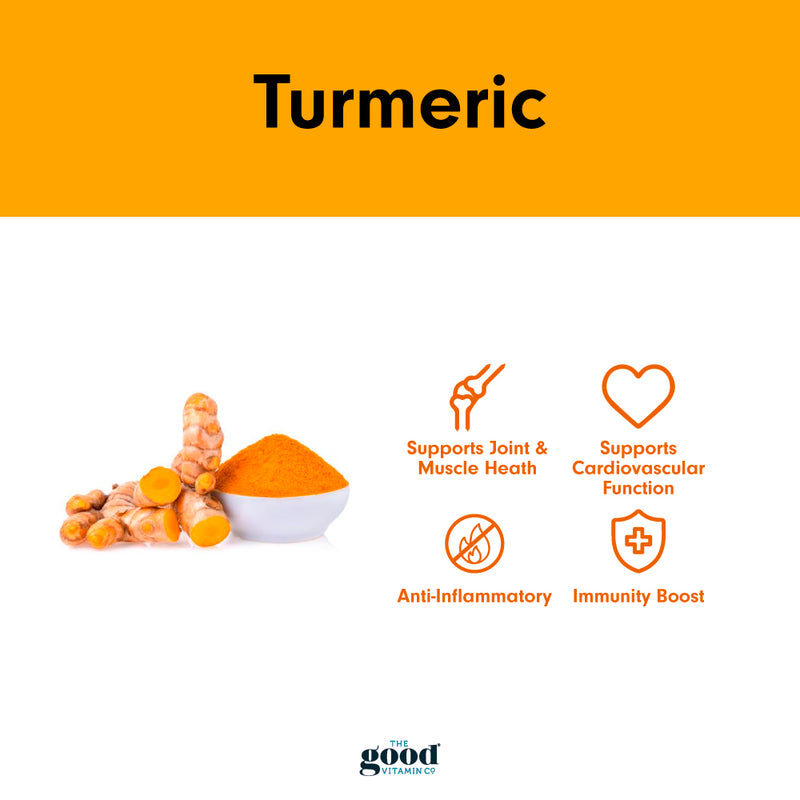 Good Turmeric Supplements