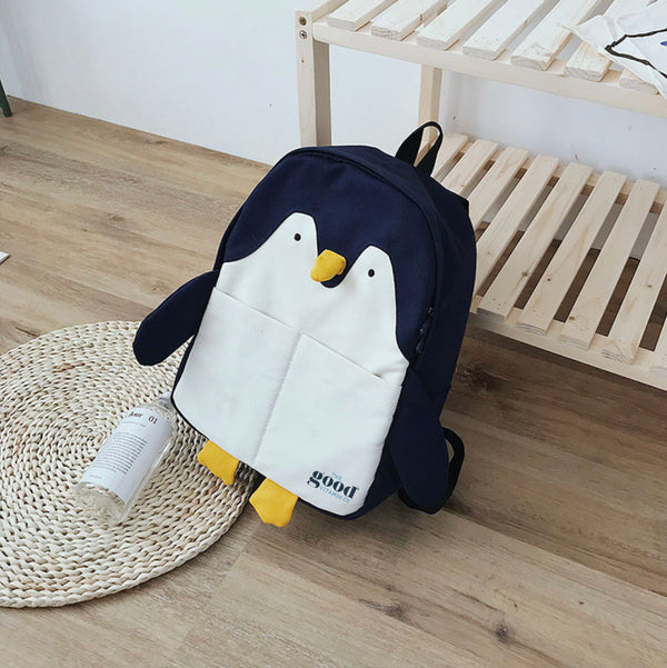 Kids Penguin Backpack