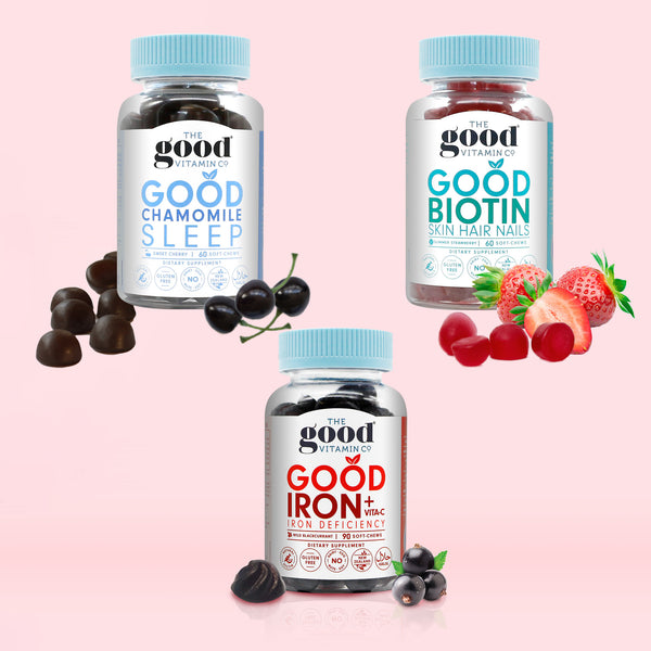 Good Trio Bundle Supplements