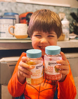 Kids Good Vita-C Supplements + Zinc