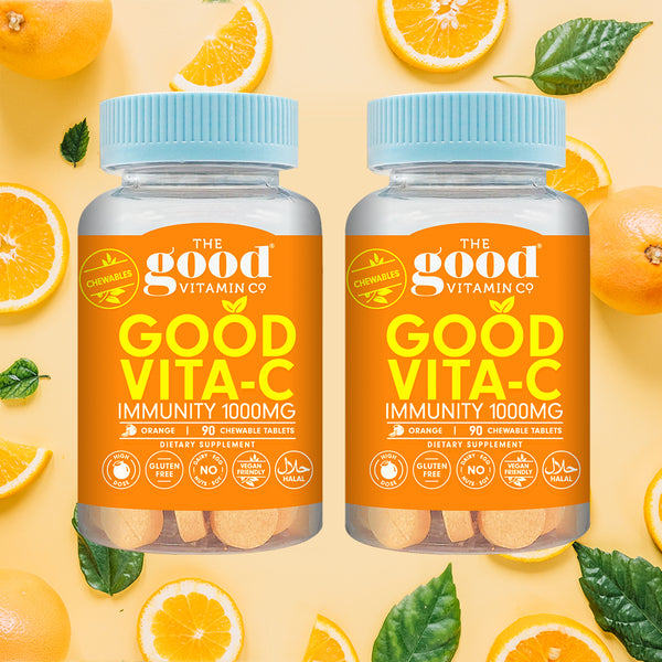 Vitamin C Immunity Twin Pack