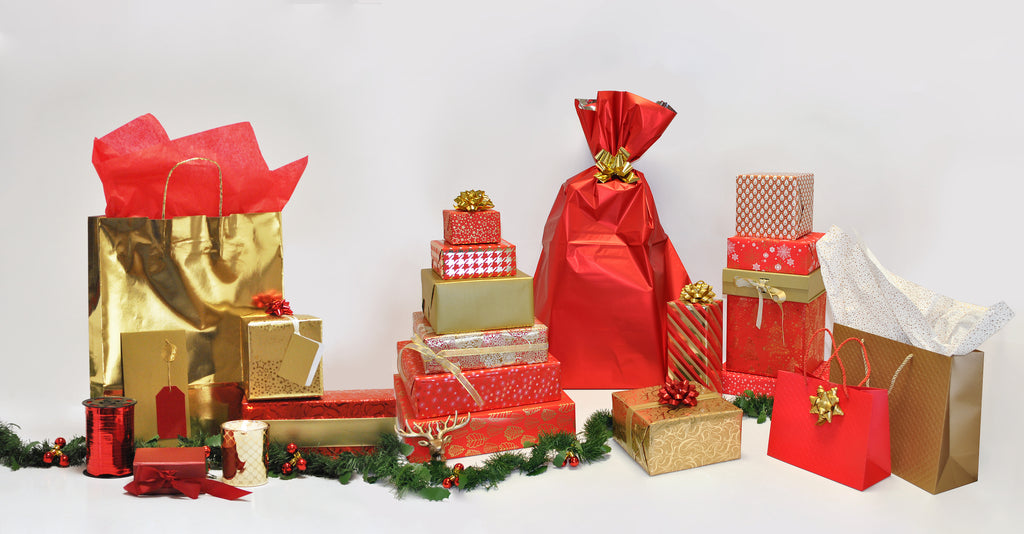 Deck the Halls Red Gold Collection