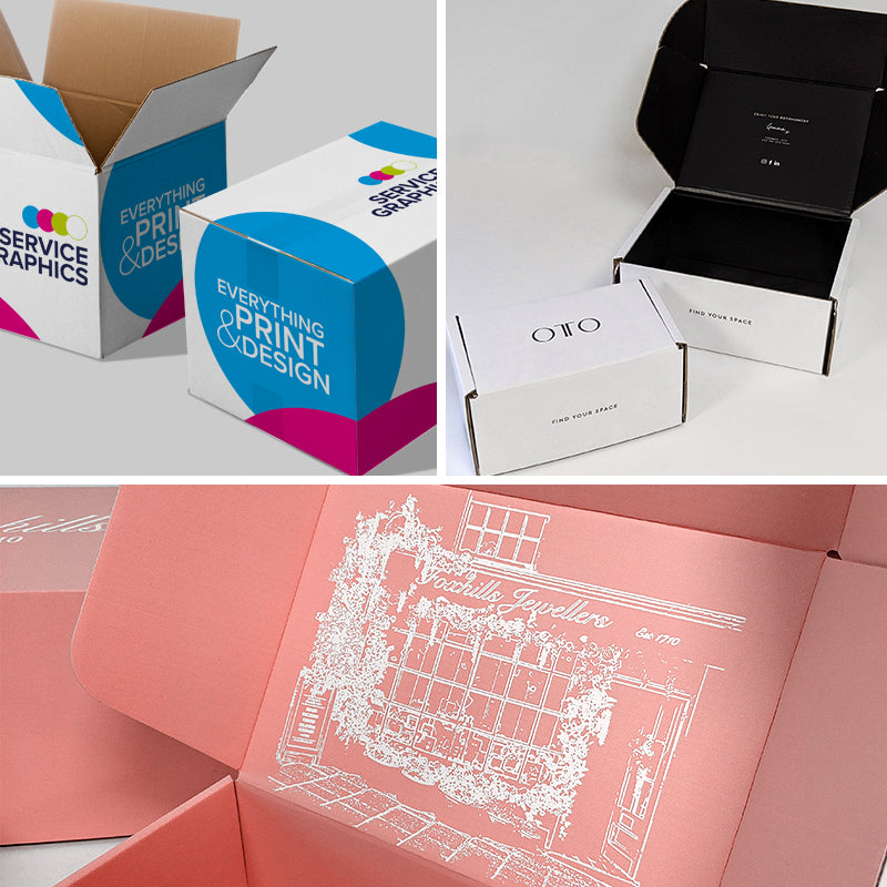 Kudos Delivery Boxes