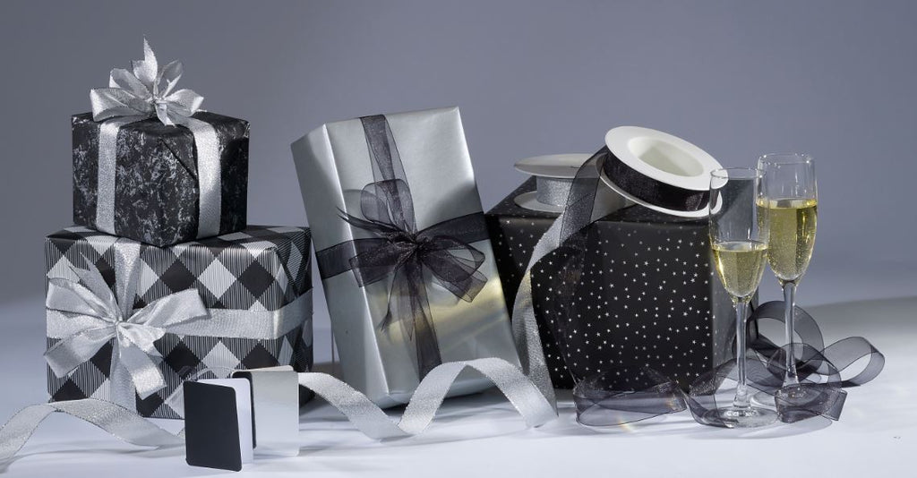 Dinner Party Gift Wrap Collection