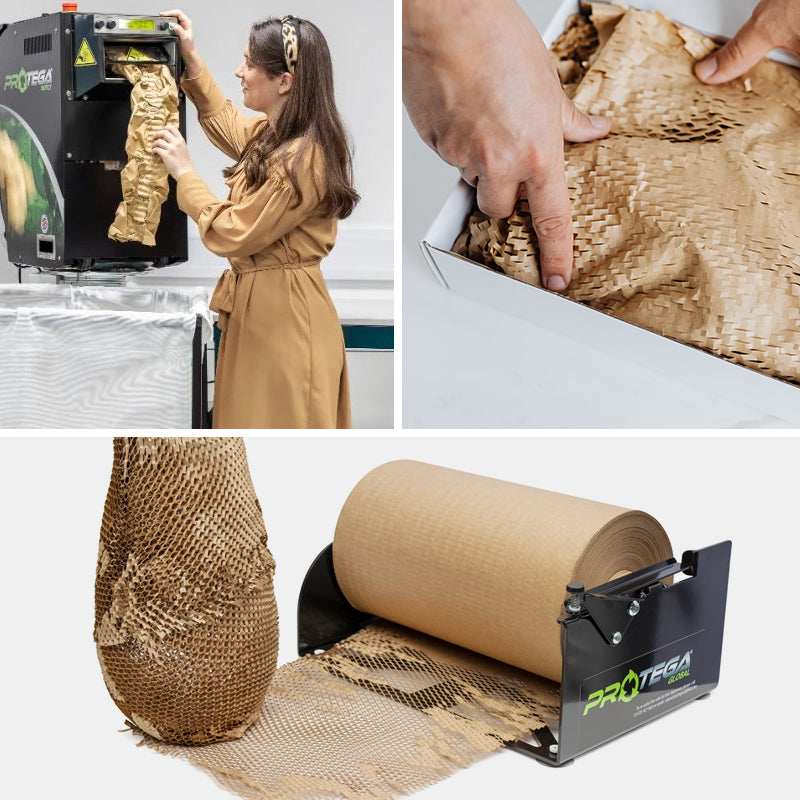 Eco-friendly Protective Packaging System