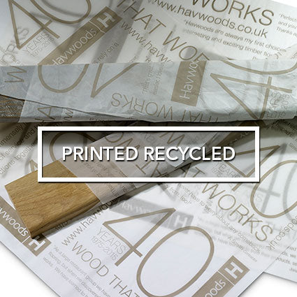 PRINTED RECYCLED