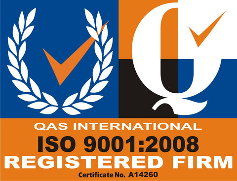 ISO9001:2008 Accreditation