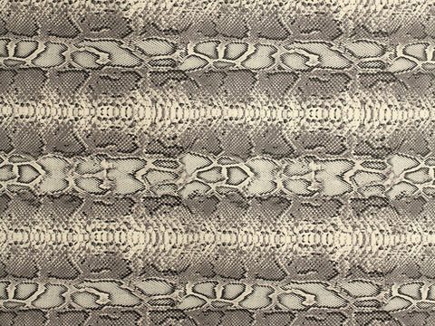 Savannah Lizard Silver Counter Roll