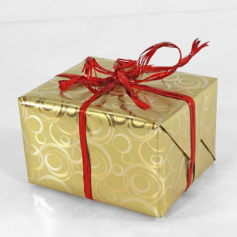 Multi-Gold Giftwrap Counter Roll