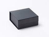 Small Black Luxury Gift box with magnetic closure (Pack of 12)