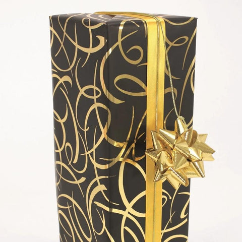 Scrumptious Swirl Black Counter Roll