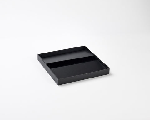 Medium Black Luxury Gift box tray and lid (Pack of 12)
