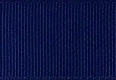 Cobalt Blue Grosgrain Ribbon cut to 80CM (24 pieces)