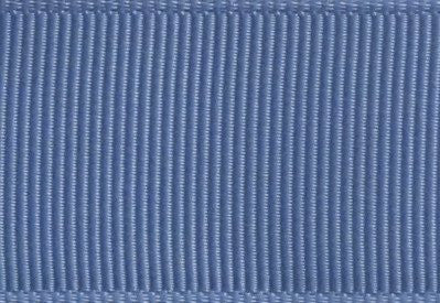 French Blue Grosgrain Ribbon cut to 80CM (24 pieces)