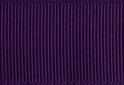 Plum Purple Grosgrain Ribbon cut to 80CM (24 pieces)