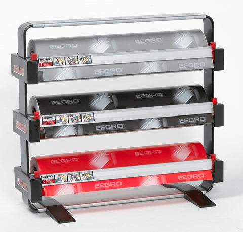 Triple Counter Top Dispenser (Takes 3 x 50cm width Counter Rolls)
