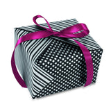 Spot Stripe BlackSilver Double-sided Counter Roll