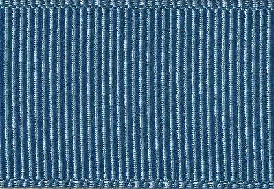 Antique Blue Grosgrain Ribbon cut to 80CM (24 pieces)