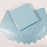 Pearlescent Envelopes Square Baby Blue, Pack 1000