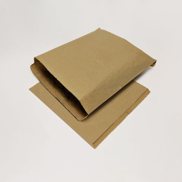"Brown Kraft Strung Paper Bag, 12x12"" / 30x30cms (PACK 1000)"