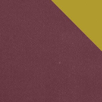 Burgundy/Gold Double-sided Kraft Colours Counter Roll