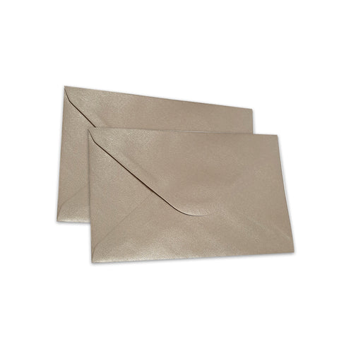 Pearlescent Envelopes C6 Charlotte Cream, Pack 1000