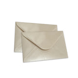 Pearlescent Envelopes C6 Ivory, Pack 1000
